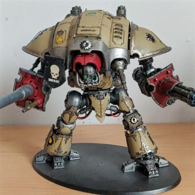 Chaos Imperial Knight Crusader Despoiler