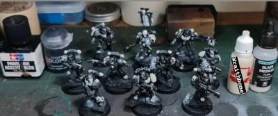 legion of the damned white