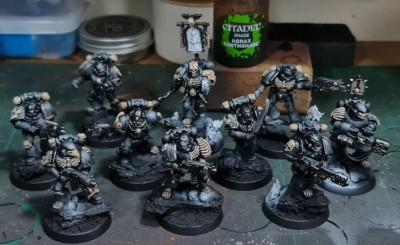 legion of the damned skulls and bones
