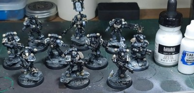 legion of the damned flames base coat