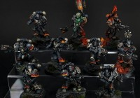 legion of the damned - finished